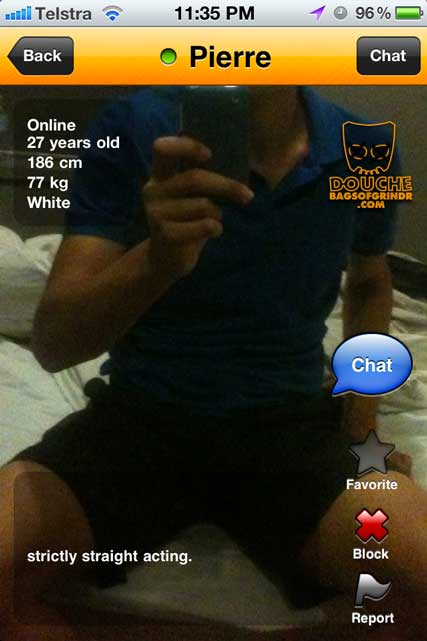 strictly douche grindr douche